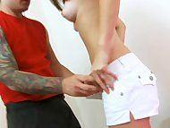 Teen Jesse Spears Gets th...
