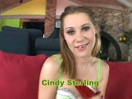 Teen Cindy Sterling likes...