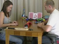 Amateur couple paid for s...