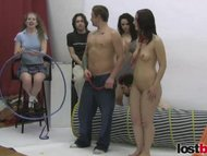 Naughty amateurs playing dirty games view on tube8.com tube online.