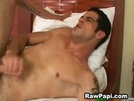 Latino Tasty Cock Fucks H...