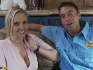 Julia Ann gets interviewe...