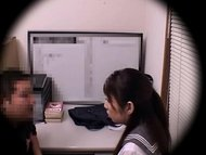 Blackmailed Schoolgirl 2