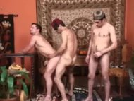 Arabian Fantasy Threesome