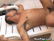 Guy huge juicy dick slide...