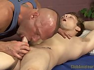 Bisexual Twink Rub