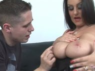 Big Tits Dani Amour Teach...