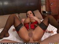 BIG TIT MILF LATINA PORNSTAR SIENNA WEST ANAL FUCKING.