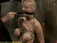 Hot little blondie used i...