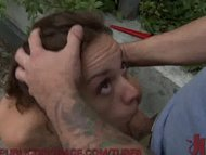Zapped, Fucked and Humilated all in Public view on tube8.com tube online.