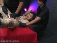 Extreme Japanese BDSM Sex...