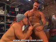 Trio Men Sex