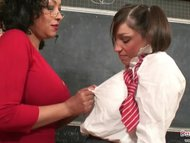 Teacher Danica Punishes S...