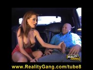 Stranded BigTit Redhead M...