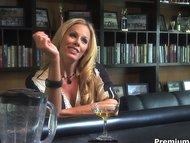 Drunk horny milf Nicole n...