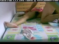 Drunk Desi Indian Girl Fu...