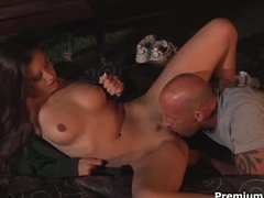Kelly Kline fucked by her boyfriend