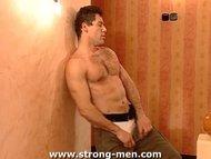 Sexy Straight Stud