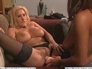 Big Tits Blonde Lesbian g...