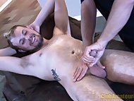 Throbbing Rock Hard Cock ...