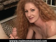 Mature Minx Annie Body Gives The Best Blowjob Ever