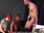 Sporty Jocks Orgy