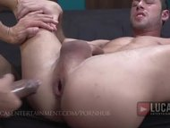 Massive Uncut Latino Cock...