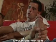 Sexy Jocks Masturbation