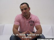 CZECH GAY CASTING  DAVID ...