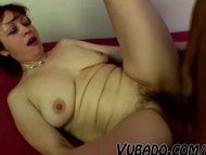 OLD LADY FUCKED GOOD 