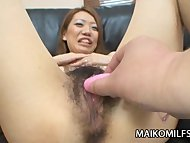 Hairy Pussy Japanese MILF...
