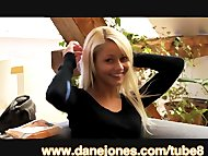 DaneJones Behind the curt...