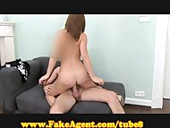 FakeAgent Cute Amateur su...