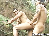 Men in Uniform Outdoor An...