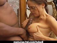 Horny Cheyenne Hunter suc...