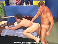 Mature Stud Fucking Hard