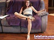 Lelu LoveTeasing SPH Feet...