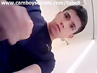 Sexy Cam Boy Jerking Off