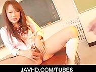 Petite asian schoolgirl N...