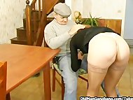 Home nurse fisted and fuc...