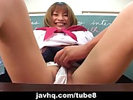 hot asian gal miku horikoshi fucked