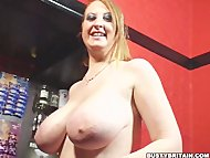 Teen Skarlett Shows Her M...