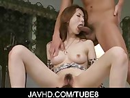 Hot asian milf Yui Hatano...
