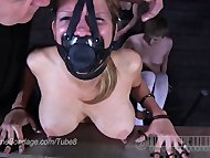 Blonde MILF is Humiliated...