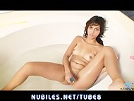 Indian cutie naughty bath...
