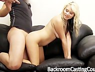 Cute Sunny Assfucked and ...