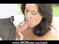 Mom cougars love sucking …
