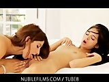 Zoey Kush's lesbian lust