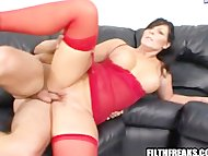 Aracely Gonzales gets fuc...