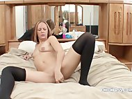Horny hottie Penelope fuc...